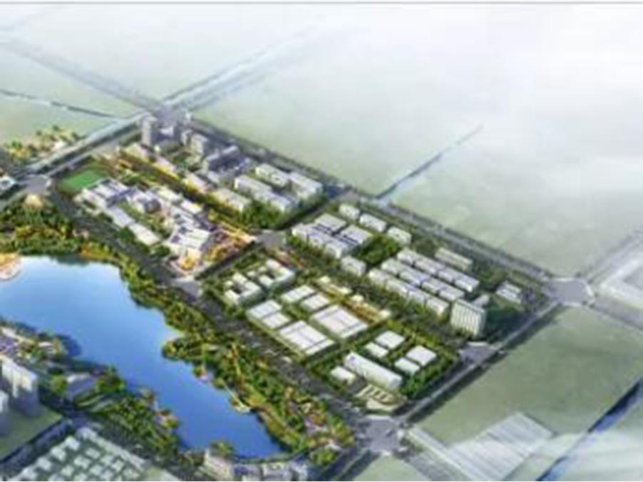 公司中標黃橋琴韻小鎮EPC工程總承包項目